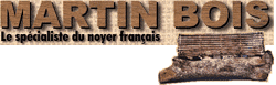 Wood Companies From France  - Scierie Martin Bois