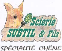 Wood Companies From France  - Subtil & Fils Scierie