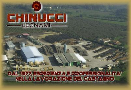Sales Agency - Distribution - Sales Representatives FSC Companies Italy  - CHINUCCI LEGNAMI S.r.l.