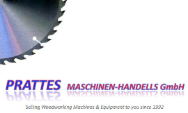Used Woodworking Machinery Dealers - Second-hand Machines Companies  - Maschinen Prattes GmbH