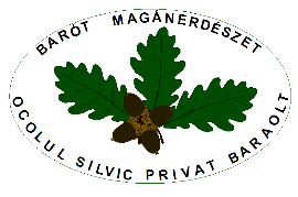 Logging Associations - Unions  in Romania - OCOLUL SILVIC PRIVAT BARAOLT