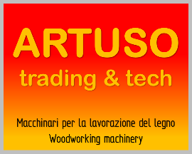 Mortising Machines Companies - Artuso Trading & Tech s.r.l.