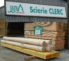 Wooden House Framing, Structure Manufacturers - CLERC Scierie