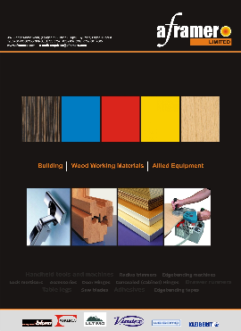 Fiberboard - MDF, HDF Other Certification Companies  - Aframero Limited