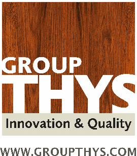 Finger-joined / Glued Components Producer - GROUP THYS NV