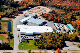 Wood Companies Group By: Name - Directory - Kennebec Lumber Company (Canadian & Export Sales Office)