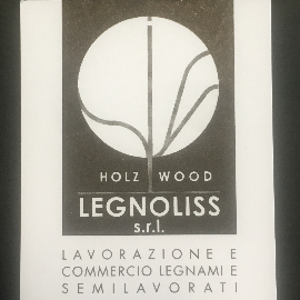 Wood Companies from Italy - Legnoliss srl