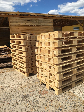 Pallet Producer Companies -