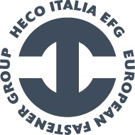 Hardware, Spare Parts & Accessories Manufacturers in Italy - Heco Italia EFG Srl