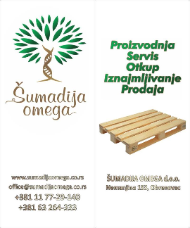 Wood Companies Group By: Name - Directory - Sumadija Omega d.o.o.