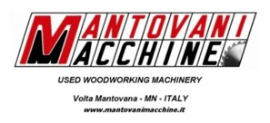 Software For Wood Professionals (ERP, Accounting, …) PEFC Companies Italy  - MANTOVANI MACCHINE SRL