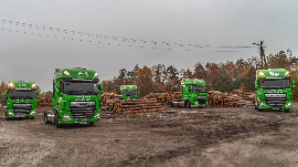Forest Managers - Forest Harvesters - Loggers FSC Others Companies Poland  - Iltrans Jan Ilnicki