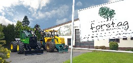 Used Forestry Equipment Dealer/trader - Forstag GmbH