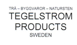 DIY - Retail Stores Other Company Type Companies  - Tegelström Products AB