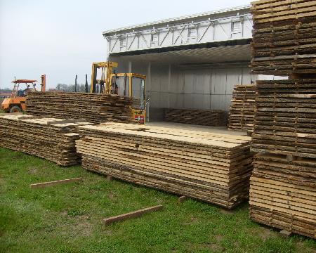 MB Pilana d.o.o. - Hardwood sawmills