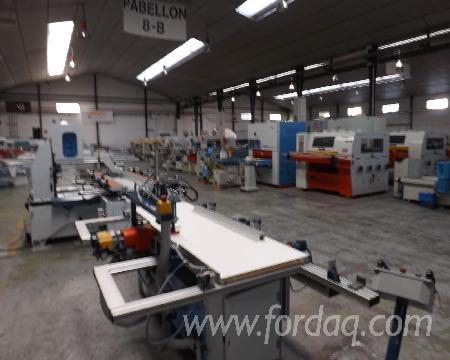 Maquinaria Gimeno S.L - Used woodworking machinery dealers