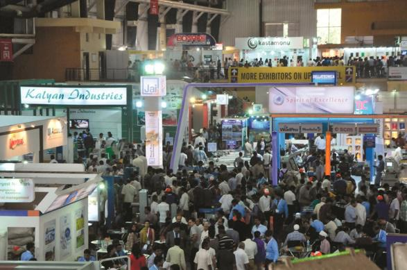 Over 650 companies exhibiting at IndiaWood next month