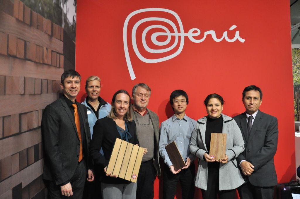 Peruanische Fußböden auf der Domotex, IPD organisiert Reise nach Peru